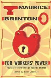 For Workers Power: The Selected Writings of Maurice Brinton