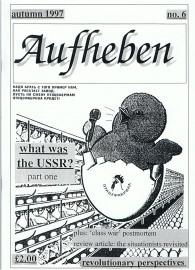 Aufheben # 6 - Autumn 1997