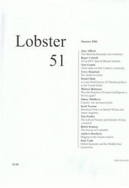 Lobster # 51 - Summer 2006
