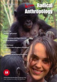 Radical Anthropology #5 - November 2011