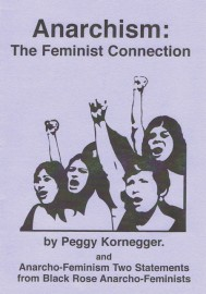 Anarchism: The Feminist Connection (A5)