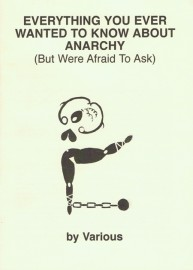 Everything You Ever Wanted To Know About Anarchy (But Were Afraid To Ask)