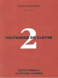 Great Anarchists #2: Voltairine de Cleyre