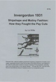Invergordon 1931- Shipshape and Mutiny Fashion: How they Fought the Pay Cuts