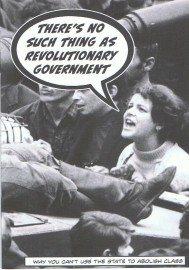 There's No Such Thing As Revolutionary Government