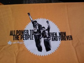 Power to the People, Then, Now and Forever (Y)