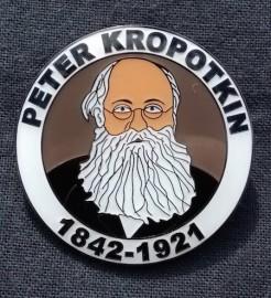 Peter Kropotkin badge