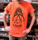 Anarcho-Cyclist T-shirt