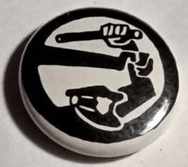 Anti-police violence (Badge)