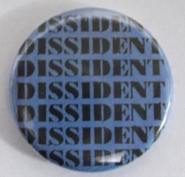 Dissident badge