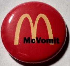 McVomit (Badge)