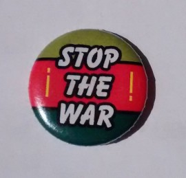 Stop the War 2 (Stripes)
