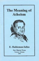 Meaning of Atheism
