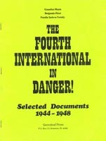 The Fourth International In Danger: