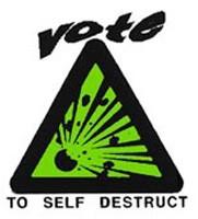 Vote to Self Destruct