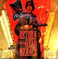 Return Of The Read Menace