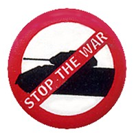 Stop the War 4 (Red Tank)