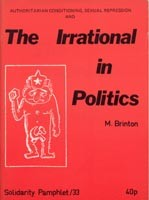 The Irrational In Politics